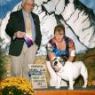 CiCi wins at Arapahoe Kennel Club